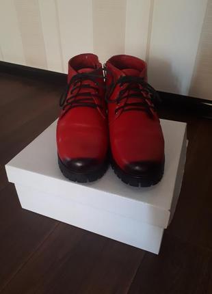 Женские ботинки (польша) best but