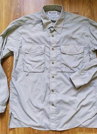 Трекинговая рубашка columbia original