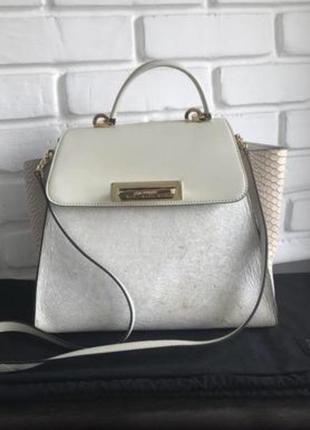 Новая сумка zac posen оригинал из сша кожа лимитка