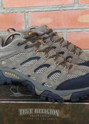 Merrell moab 2 vent walnut ботинки кроссовки треккинговые оригинал (42)