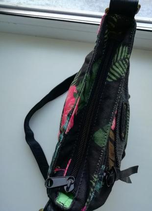 Фірмова сумка кросбоді американського бренду dakine. оригінал!!!6 фото