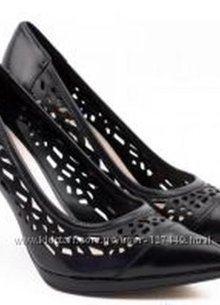 Туфли braska натуральная кожа. новые!