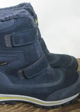 Зимние ботинки timberland р.36