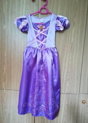 Платье принцесси disney карнавальное платье на утреник