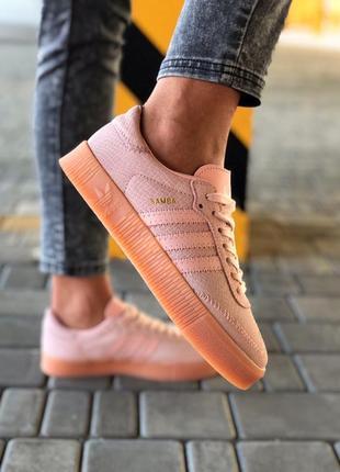 Женские кроссовки кеды adidas