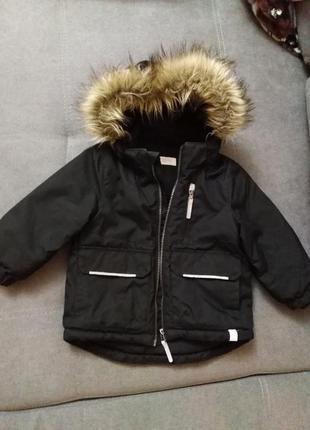 Курточка парка h&m