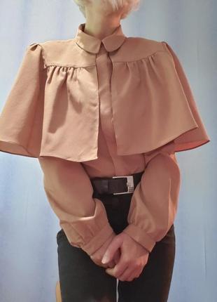 Блуза кейп asos