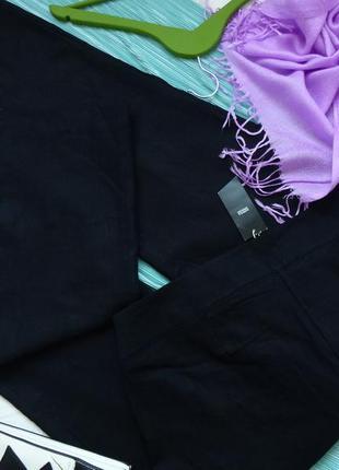 18 long шикарные брюки, 58%лен2 фото