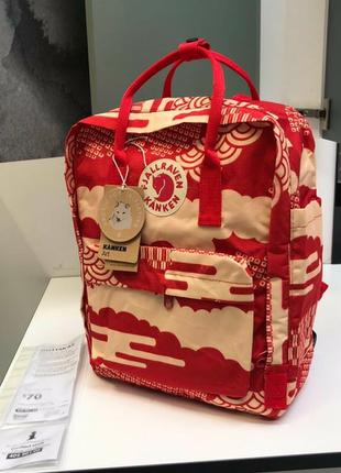 Рюкзак fjallraven kanken канкен портфель сумка classic 16л