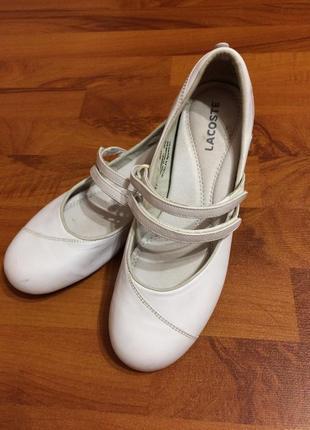 Брендовые туфли-балетки спорт
