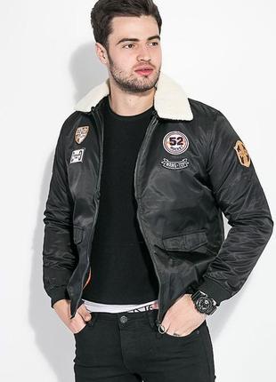 Бомбер  куртка демисезон