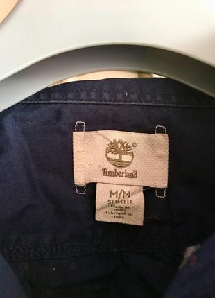 Рубашка timberland . оригинал3 фото