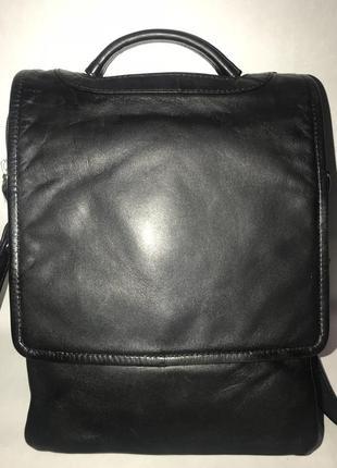 Англия! мужская кожаная сумка через плечо visconti. стиль кросс боди