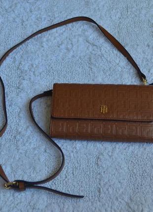 Tommy hilfiger сумка, кроссбоди и кошелек. оригинал