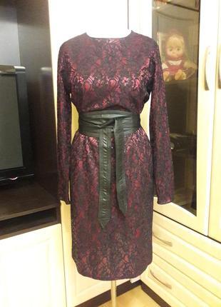 Шикарнейшее платье