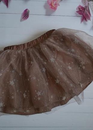Красивая фатиновая юбочка на девочку