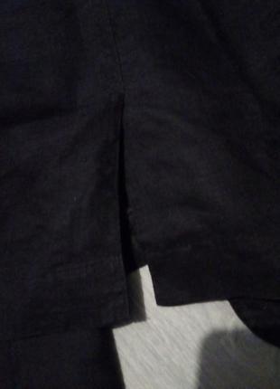 Пиджак лен8 фото