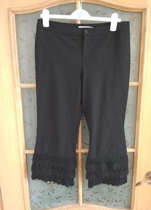 Оригинальные винтажные кюлоты брюки от  moschino