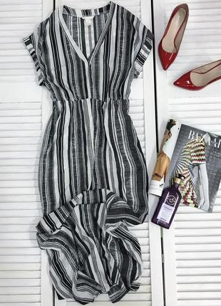 Стильне приємне до тіла максі плаття