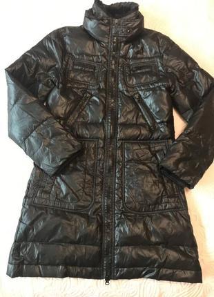 Женская брендовая куртка пуховик benetton