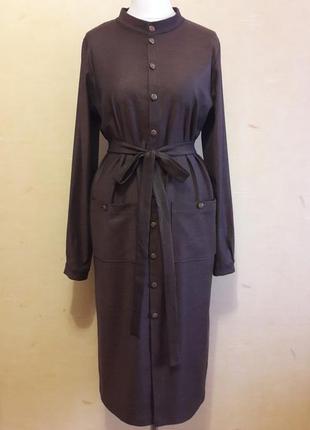 Шикарное платье рубашка