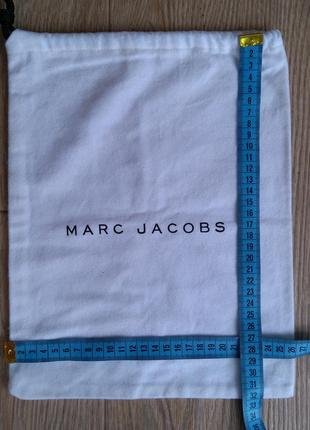 Marc jacobs пыльник 32*26 мешок