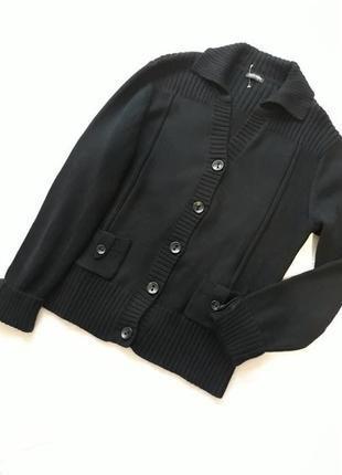 Gerry weber новый брендовый теплый кардиган#кофта на пуговицах#джемпер#пуловер.