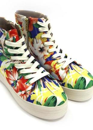 Женские ботинки steve madden 6809 / размер: 38