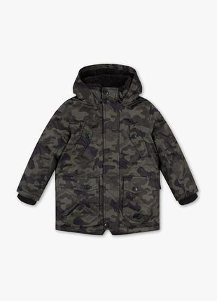 Куртка парка на мальчика размер 104 palomino германия парка на хлопчика