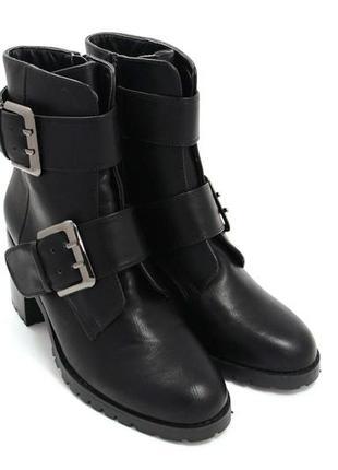 Женские ботинки buffalo 7449 / размер: 40