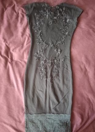 Обтягивающее платье 💋