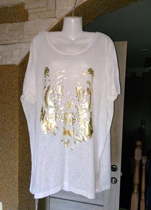 Блуза,футболка janina,50евр.р