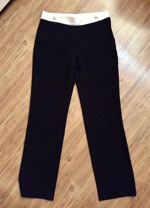 Идеальные чёрные брюки