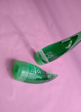 Заспокійливий і зволожуючий гель з алое holika holika aloe 99% soothing gel