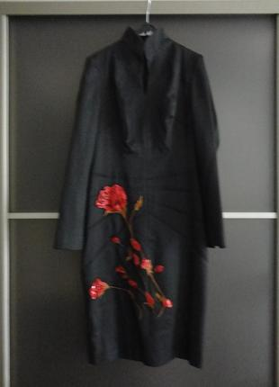 Эксклюзивное фирменное платье, р. s