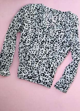 Стильная блуза на запах asos