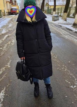Стильная куртка- одеяло, пальто, пуховик