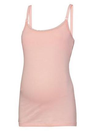 Майка для беременных и кормящих esmara lingerie германия (xl)