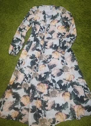 Платье на запах от h&m
