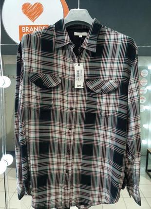 Рубашка/блуза lee