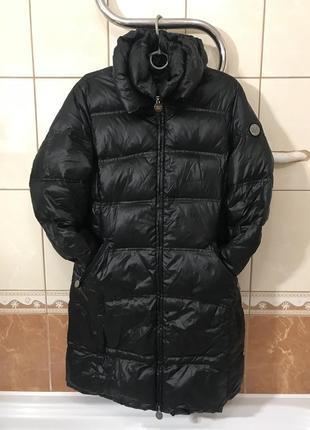Нереально классный пуховик пальто парка пуховик