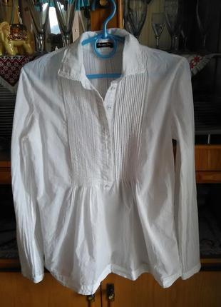 Шикарная блуза от massimo dutti