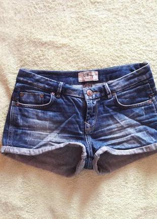 Шорти джинсові шорты джинсовые ltb xs/s