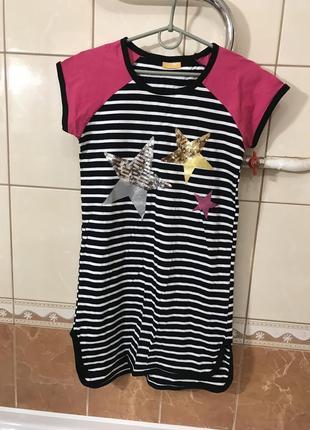 Туника платье сарафан 10-12 лет
