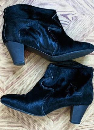 Ковбойские ботинки французского бренда american retro