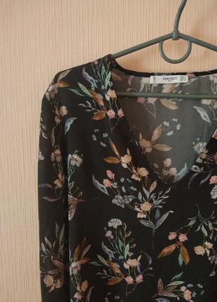 Блуза від mango р.м