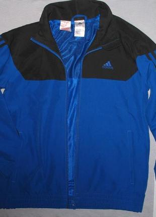 Куртка/ветровка спортивная рост 152