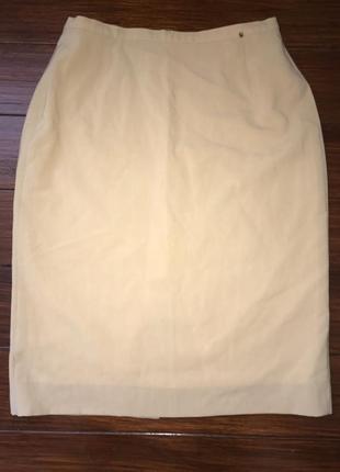 Элегантная шерстяная юбка aigner! p.-38