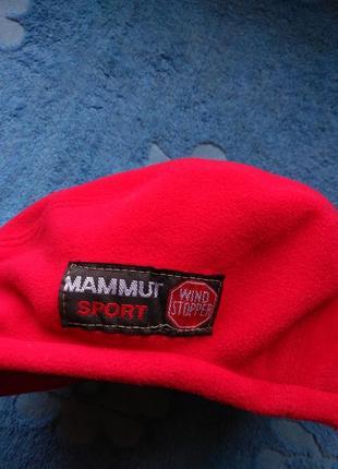Кепка mammut sport