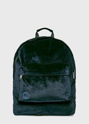Велюровый рюкзак mi pac